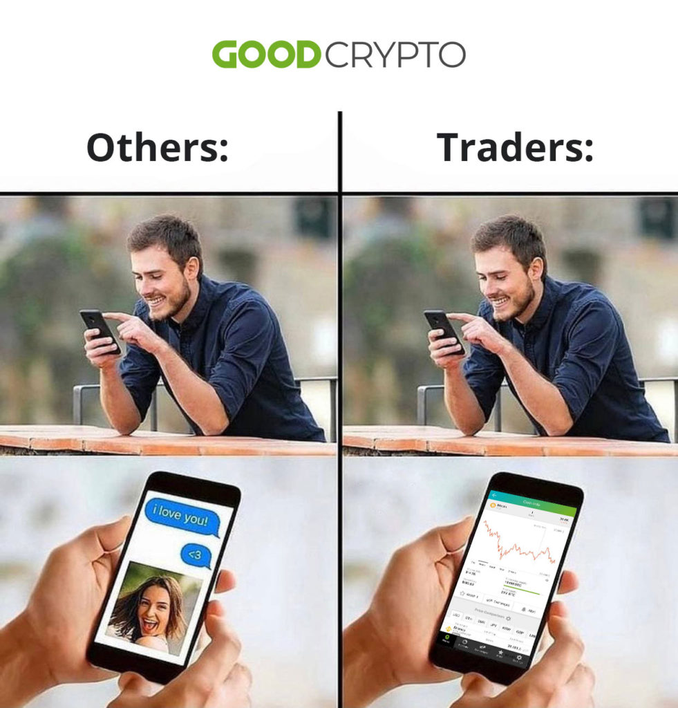 Traders will understand😎
