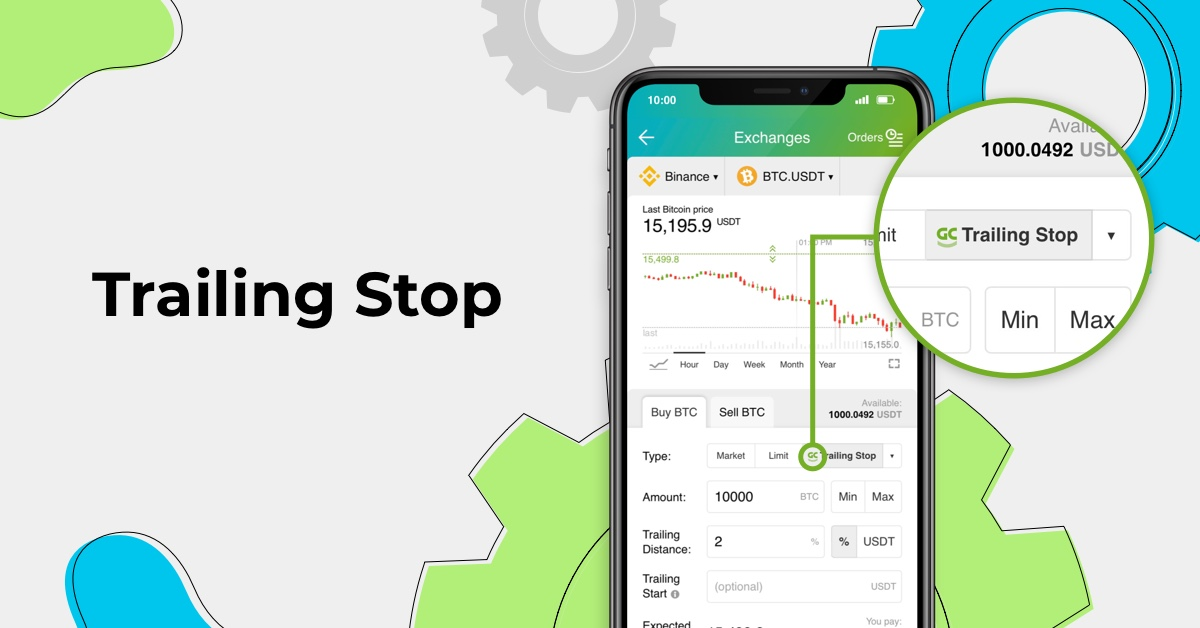 Trailing Stop is an extremely useful order type that allows you to easily sell at a higher price and buy at a lower price, increasing your profits substantially.