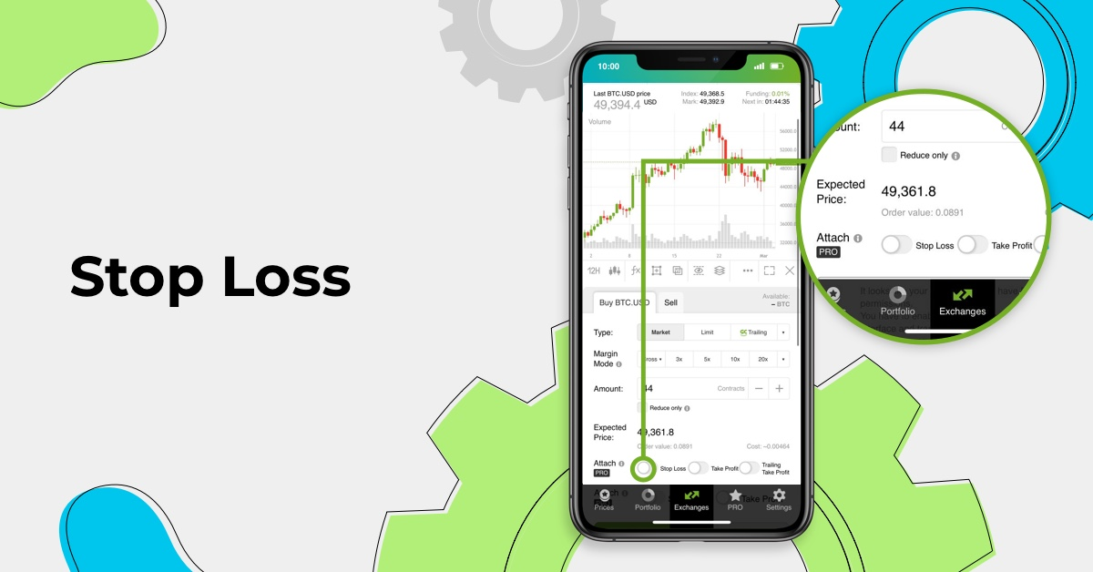 ⚙️Feature of the week - Stop Loss