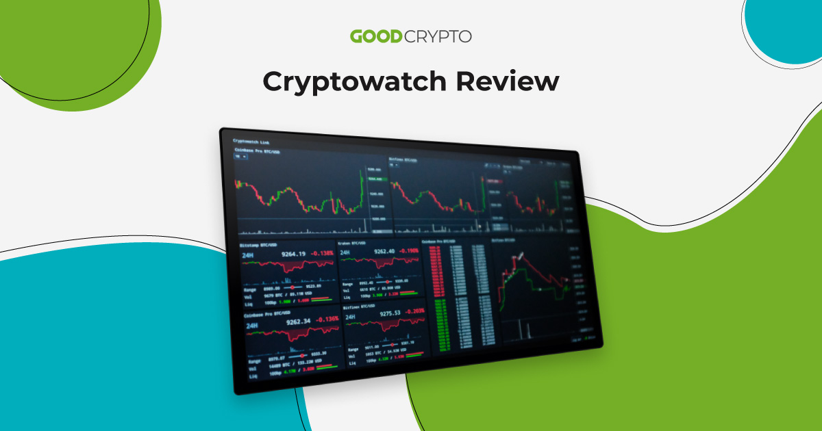 Cryptowatch review