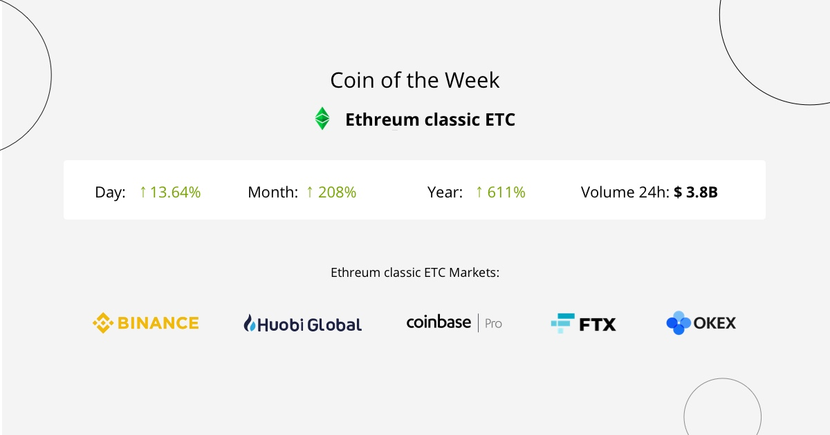 Ethereum Classic is a permissionless, decentralized, secure and censorship-resistant blockchain that is the continuation of the original Ethereum blockchain.