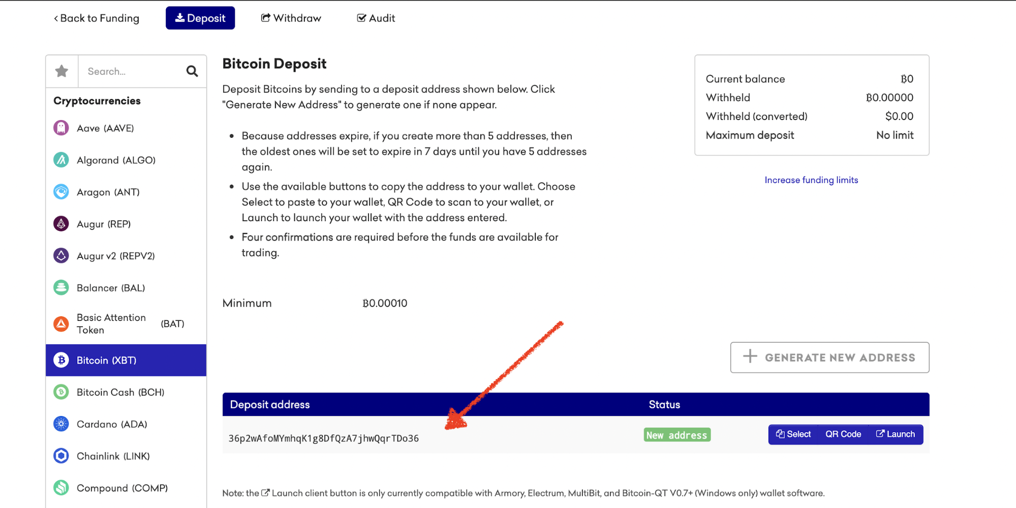 How to transfer from Coinbase Pro to Kraken?