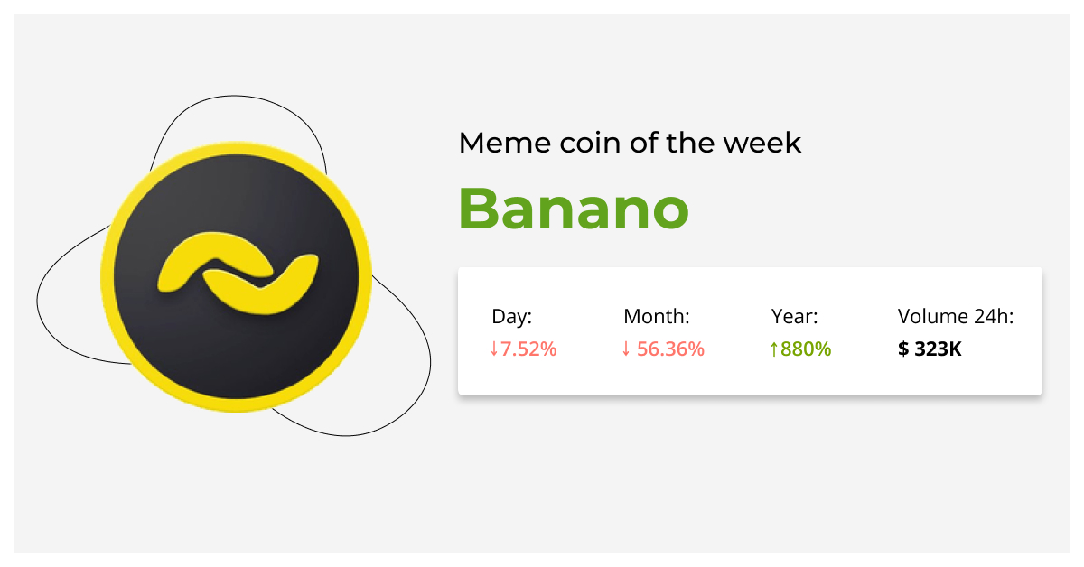 Banano is a fast, royalty-free, open-source cryptocurrency based on DAG technology.